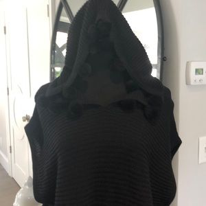 Trina Turk hooded sweater